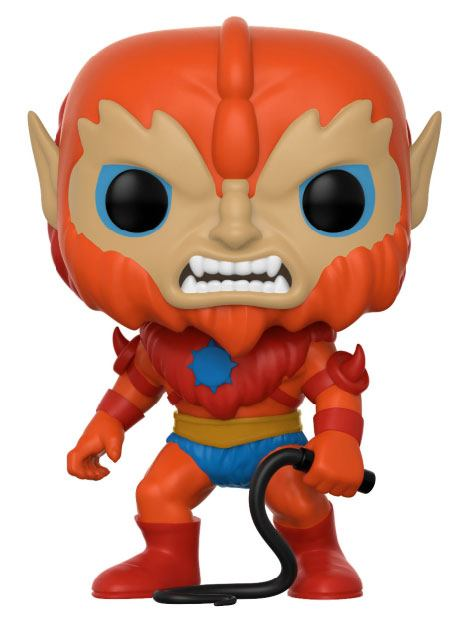 Masters of the Universe POP! Television Vinyl Figure Beast Man 9 cm