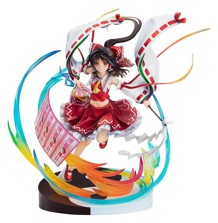Touhou Lost World PVC Statue 1/8 Reimu Hakurei 26 cm