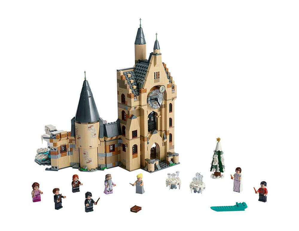 LEGO® Harry Potter™ - Hogwarts™ Clock Tower --- DAMAGED PACKAGING