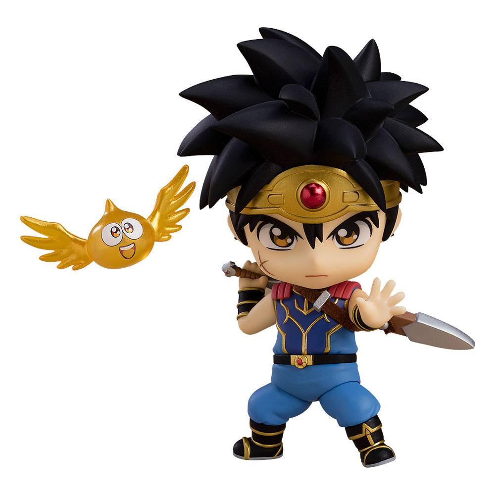Dragon Quest: The Legend of Dai Nendoroid Action Figure Dai 10 cm
