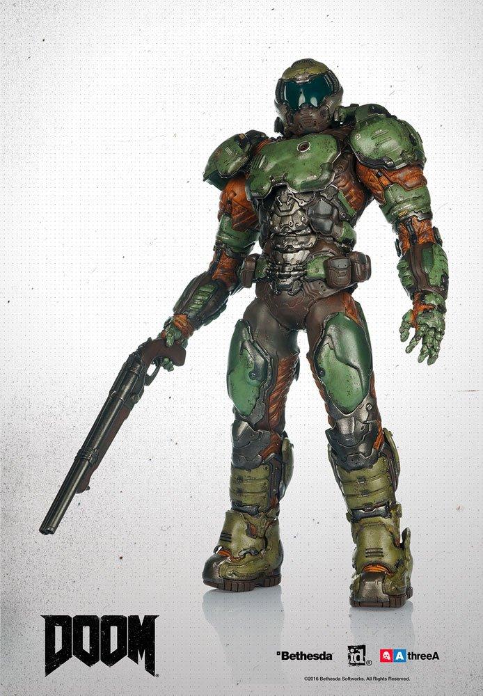 Doom Action Figure 1/6 Marine 33 cm