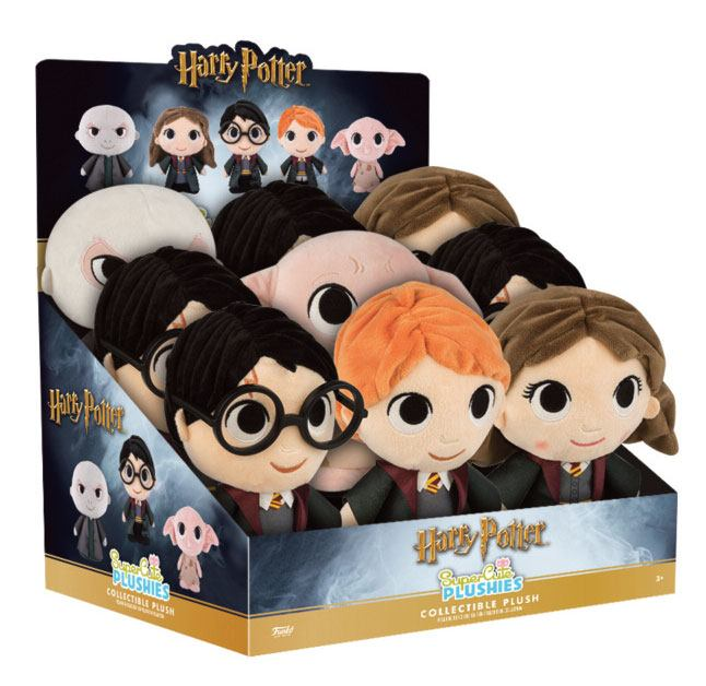 Harry Potter Super Cute Plushies Plush Figure 18 cm Display (9)