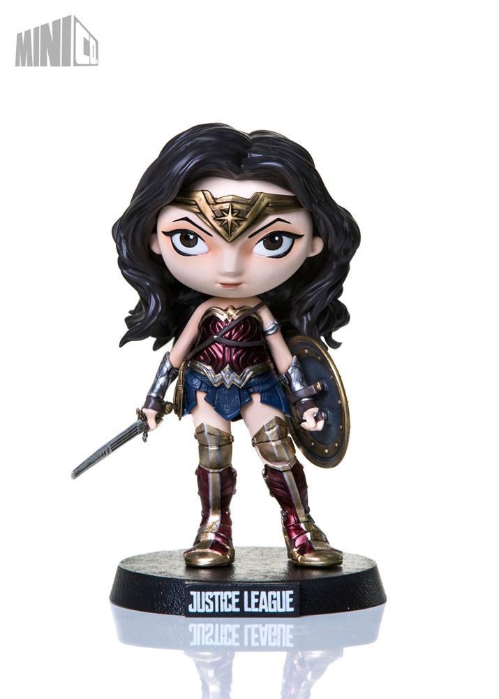 Justice League Mini Co. PVC Figure Wonder Woman 13 cm