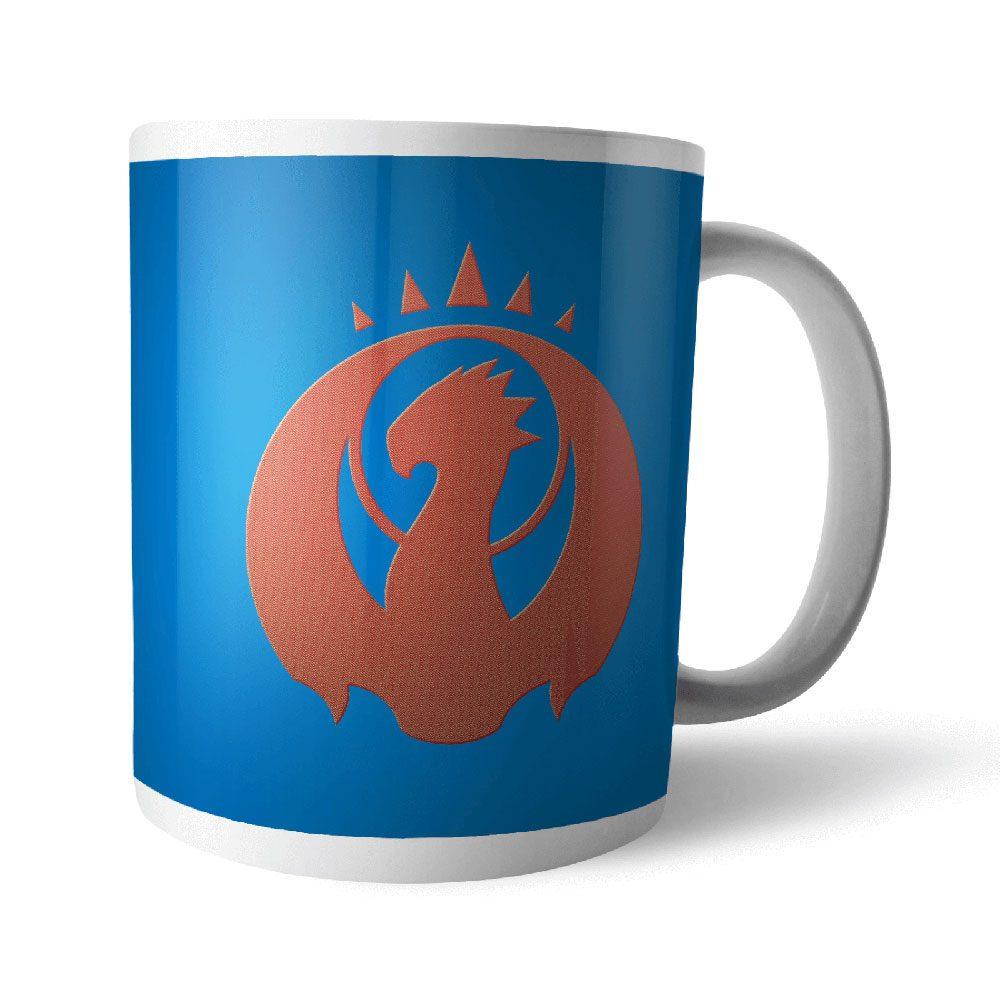 Magic the Gathering Mug Izzet