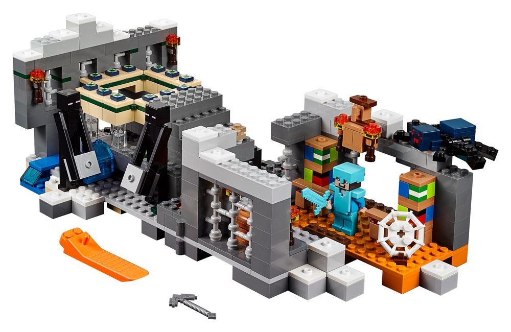 LEGO® Minecraft™ The End Portal