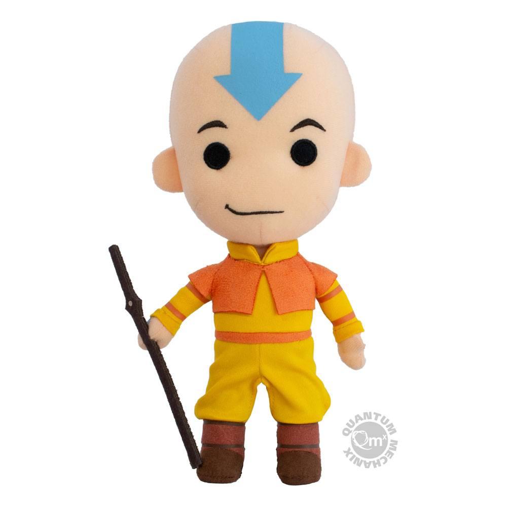Avatar: The Last Airbender Q-Pals Plush Figure Aang 20 cm