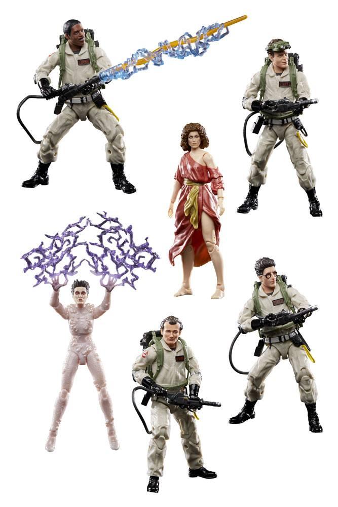 Ghostbusters Plasma Series Action Figures 15 cm 2020 Wave 1 Assortment (8)
