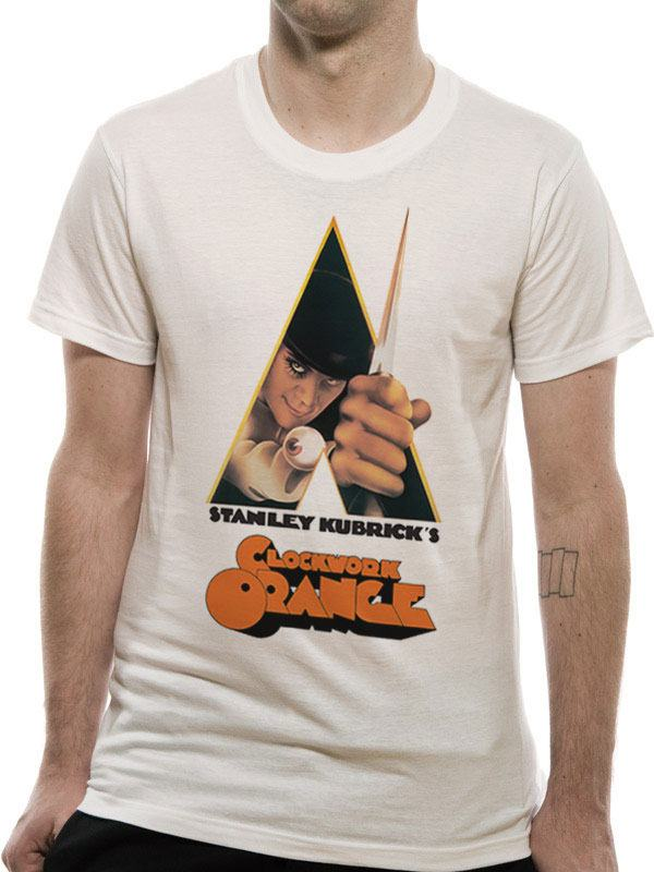 A Clockwork Orange T-Shirt Knife Size M