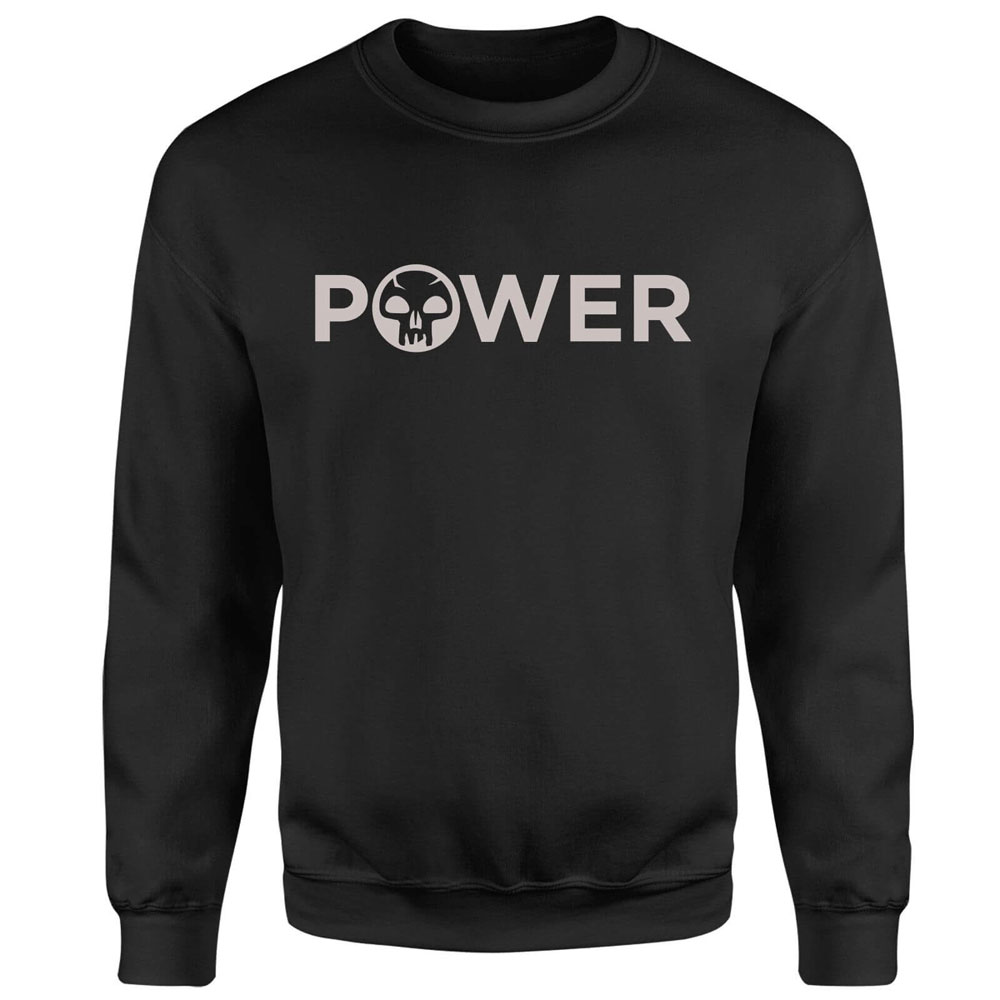 Magic the Gathering Sweatshirt Power Size S