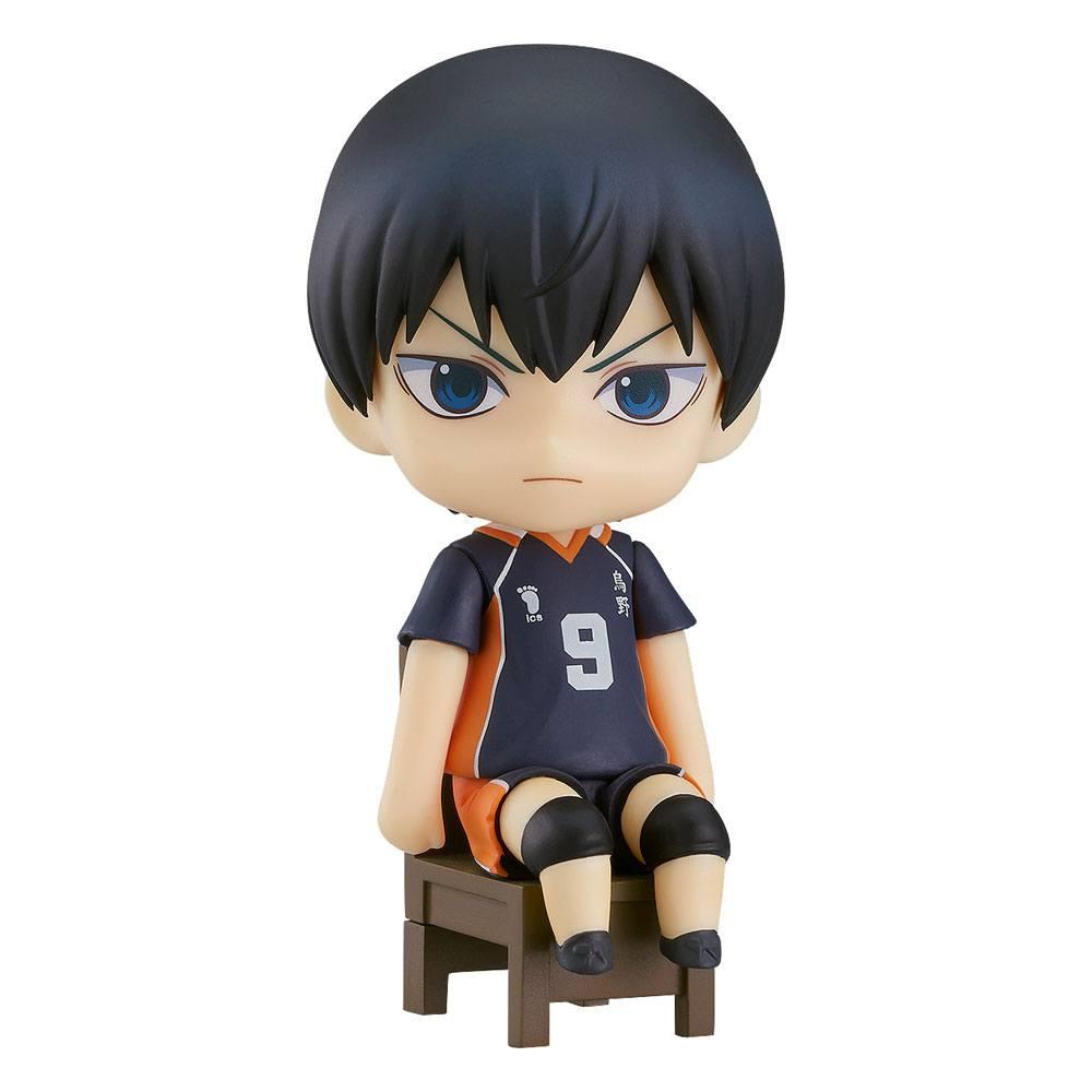Haikyu!! To the Top Nendoroid Swacchao! PVC Figure Tobio Kageyama 10 cm