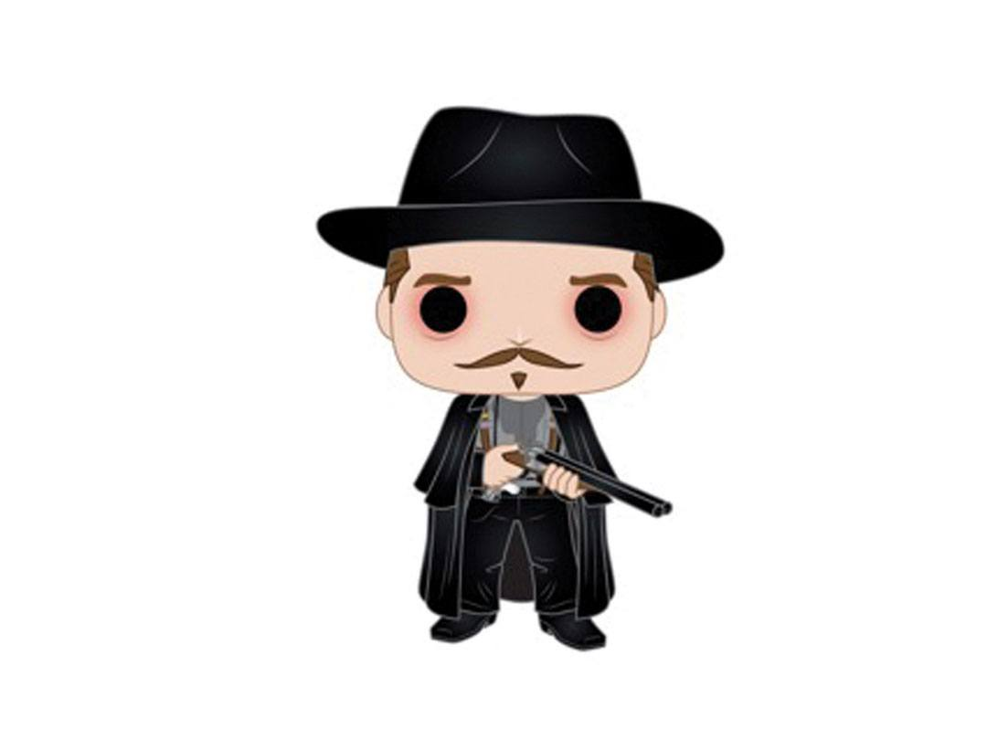 Tombstone POP! Movies Vinyl Figure Doc Holliday 9 cm
