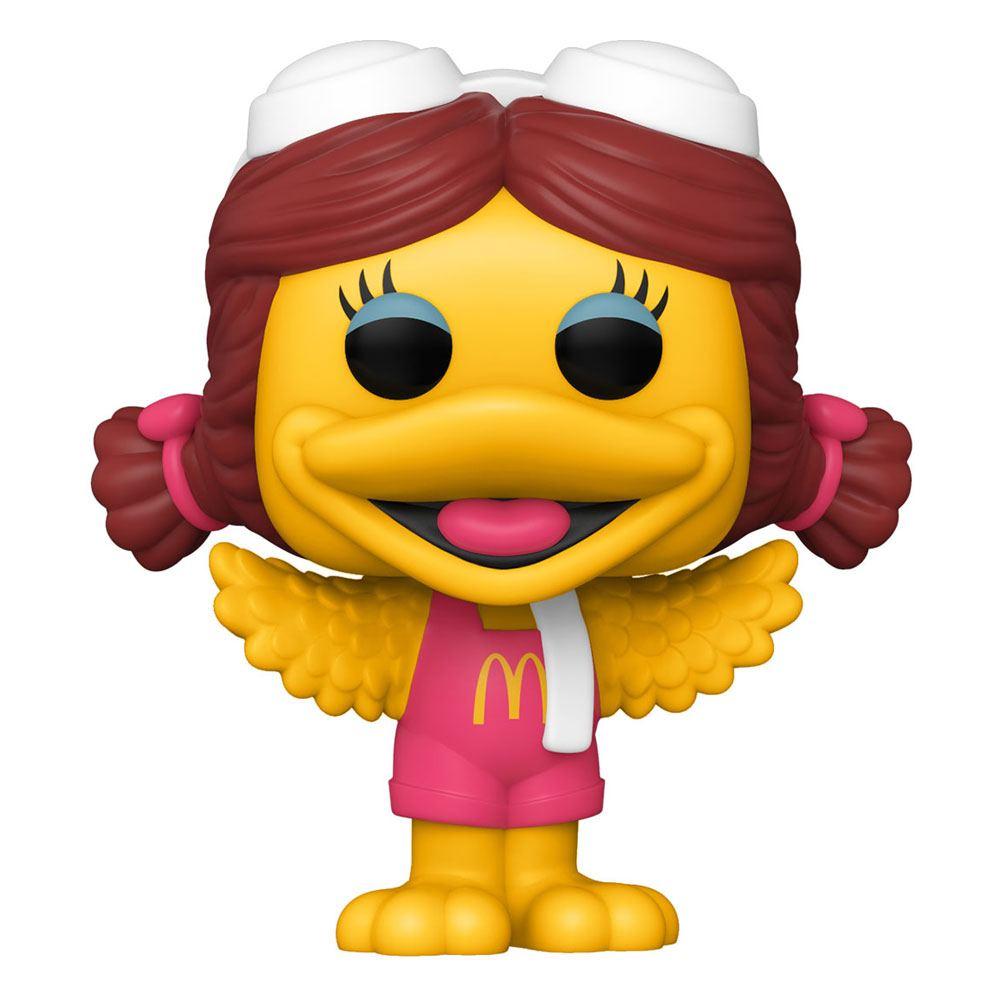 McDonald's POP! Ad Icons Vinyl Figure Birdie 9 cm