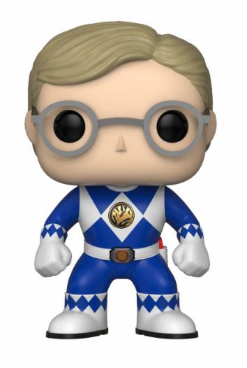 Power Rangers POP! TV Vinyl Figure Blue Ranger (No Helmet) 9 cm