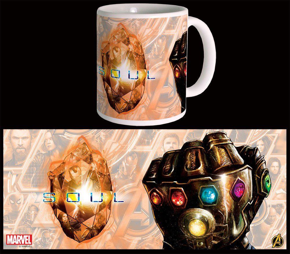 Avengers Infinity War Mug Soul Stone