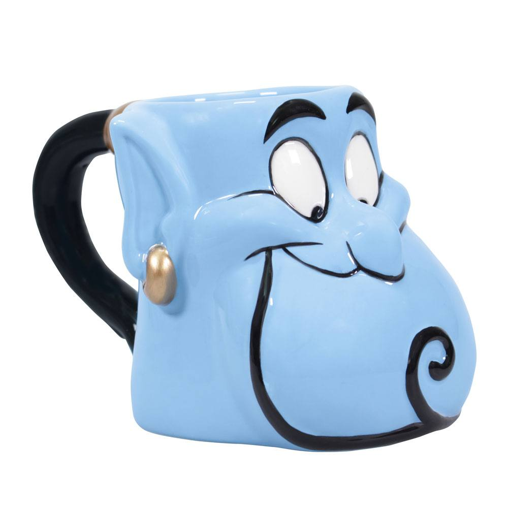 Aladdin Shaped Mug Genie