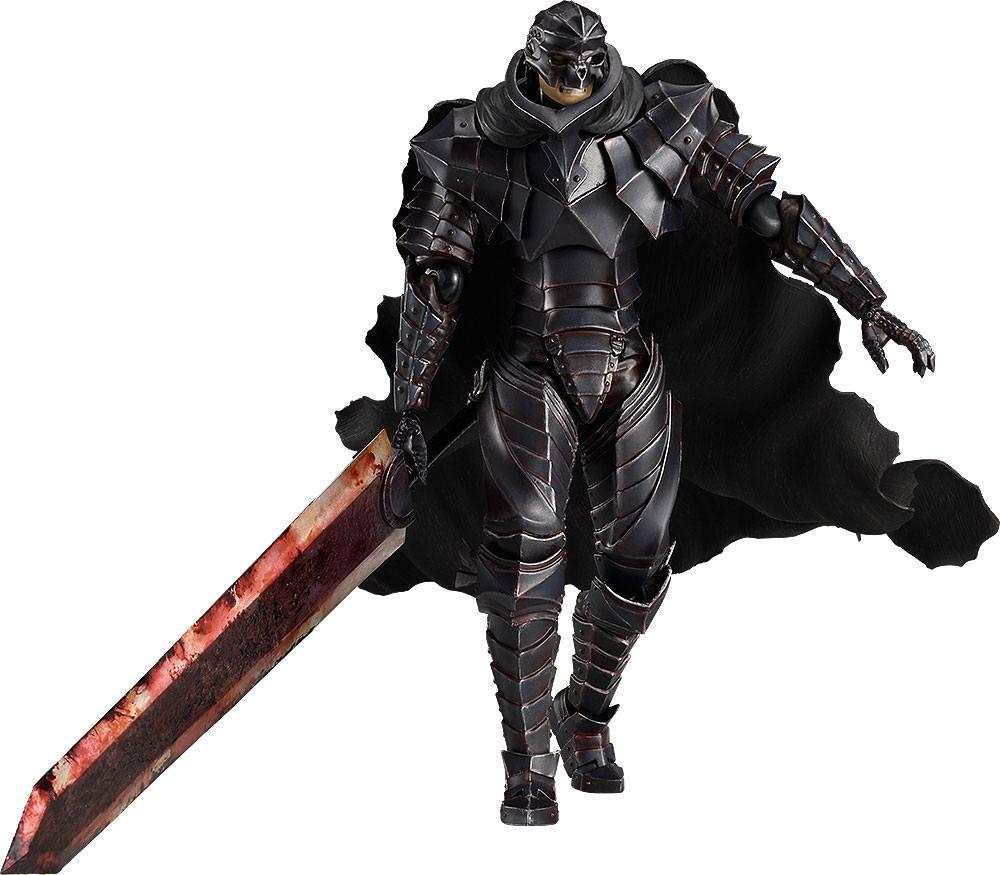 Berserk Figma Action Figure Guts Berserker Armor Ver. Repaint / Skull Edition 16 cm
