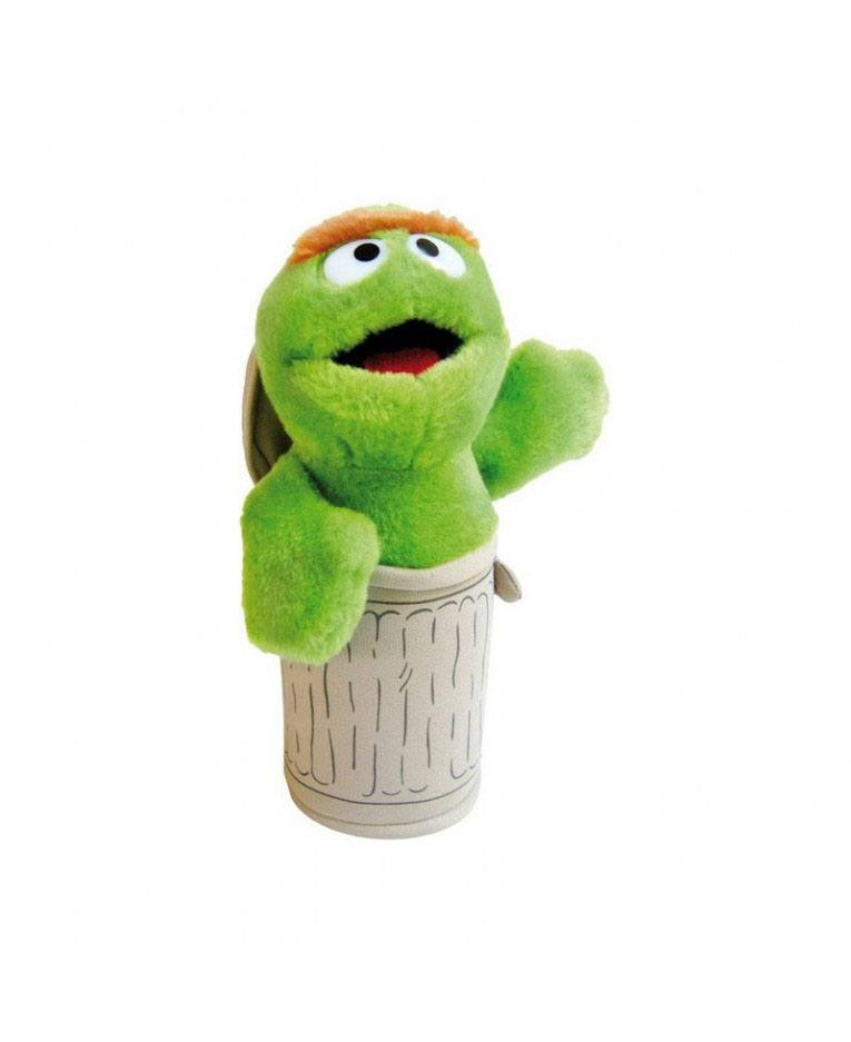 Sesame Street Plush Figure Oscar the Grouch 30 cm