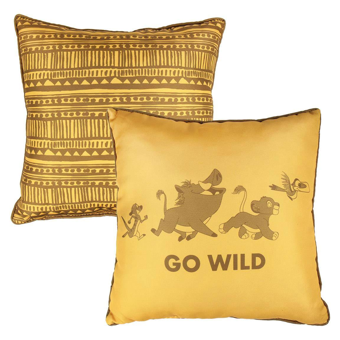 The Lion King Premium Pillow Go Wild 40 x 40 cm