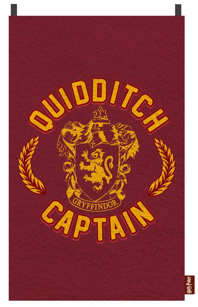 Harry Potter Towel (Cape) Quidditch Captain 135 x 72 cm