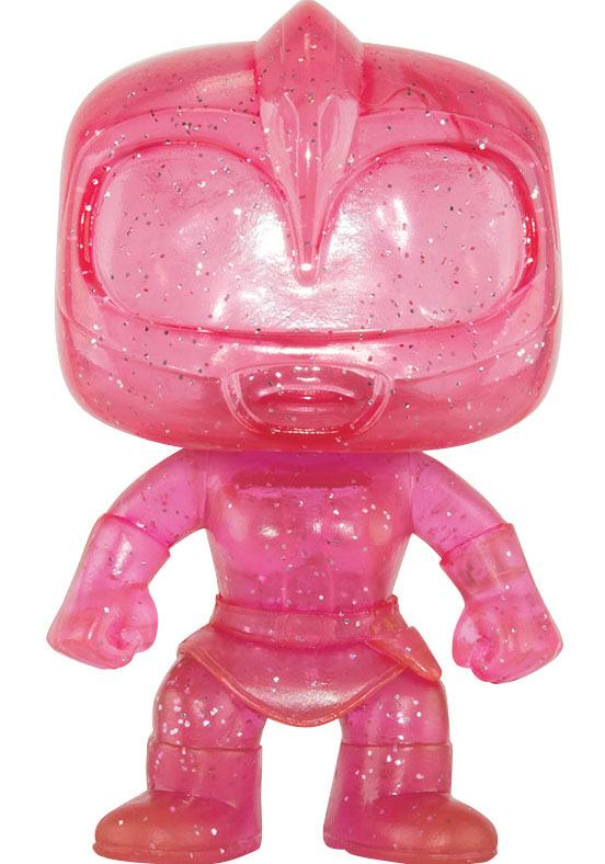 Power Rangers POP! Television Vinyl Figure Pink Ranger (Morphing) 9 cm