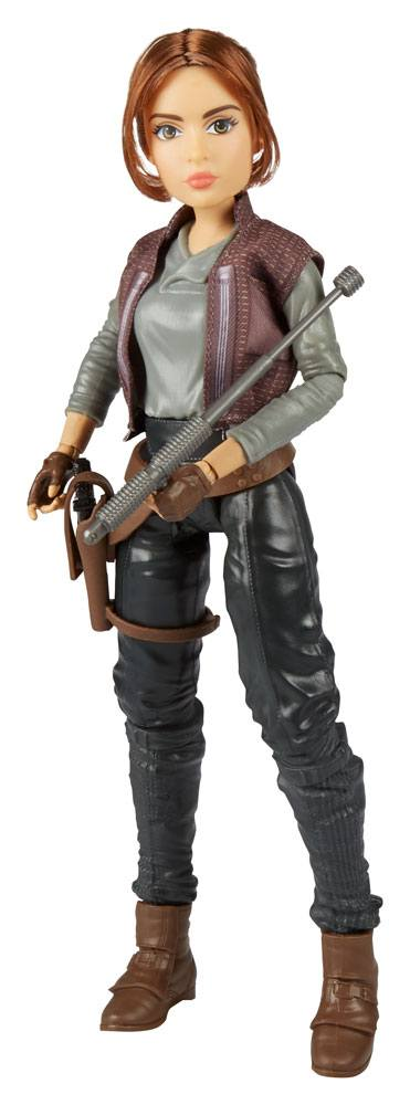 Star Wars Forces of Destiny Action Figure 2017 Jyn Erso 28 cm