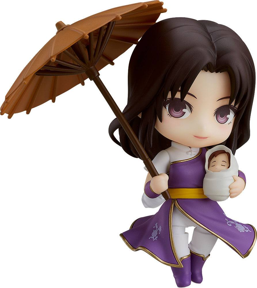The Legend of Sword and Fairy Nendoroid Action Figure Lin Yueru DX Ver. 10 cm