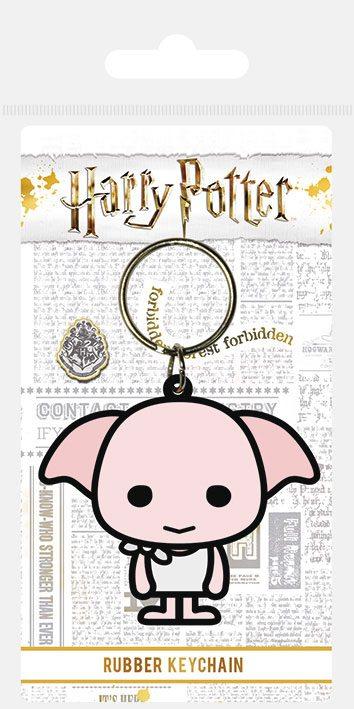 Harry Potter Rubber Keychain Chibi Dobby 6 cm