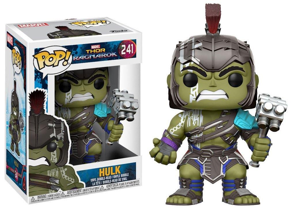 Thor Ragnarok POP! Movies Vinyl Figure Hulk 9 cm
