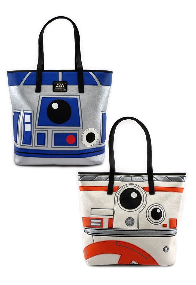 Star Wars by Loungefly Tote Bag R2-D2/BB-8