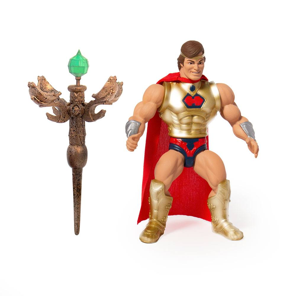 Masters of the Universe The Powers of Grayskull Vintage Collection Action Figure Wave 2 He-Ro 14 cm