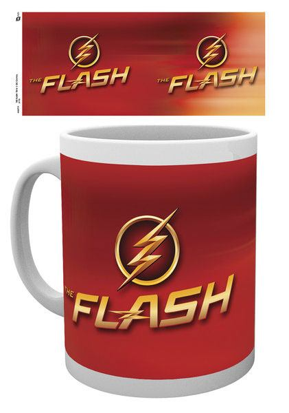 The Flash Mug Logo