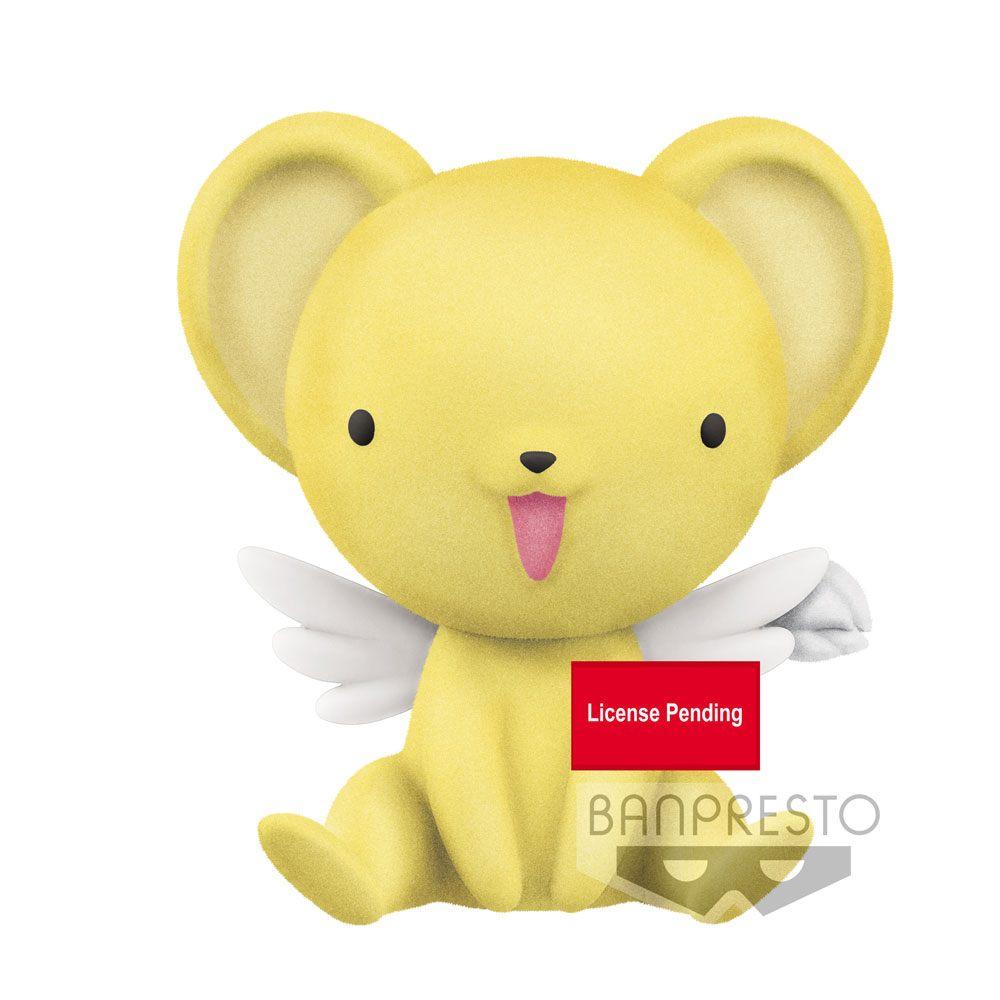Card Captor Sakura Clear Card Fluffy Puffy Mini Figure Kero 7 cm