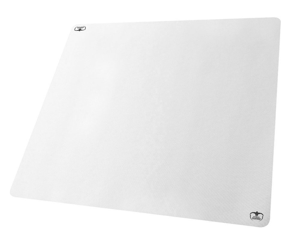 Ultimate Guard Play-Mat 60 Monochrome White 61 x 61 cm