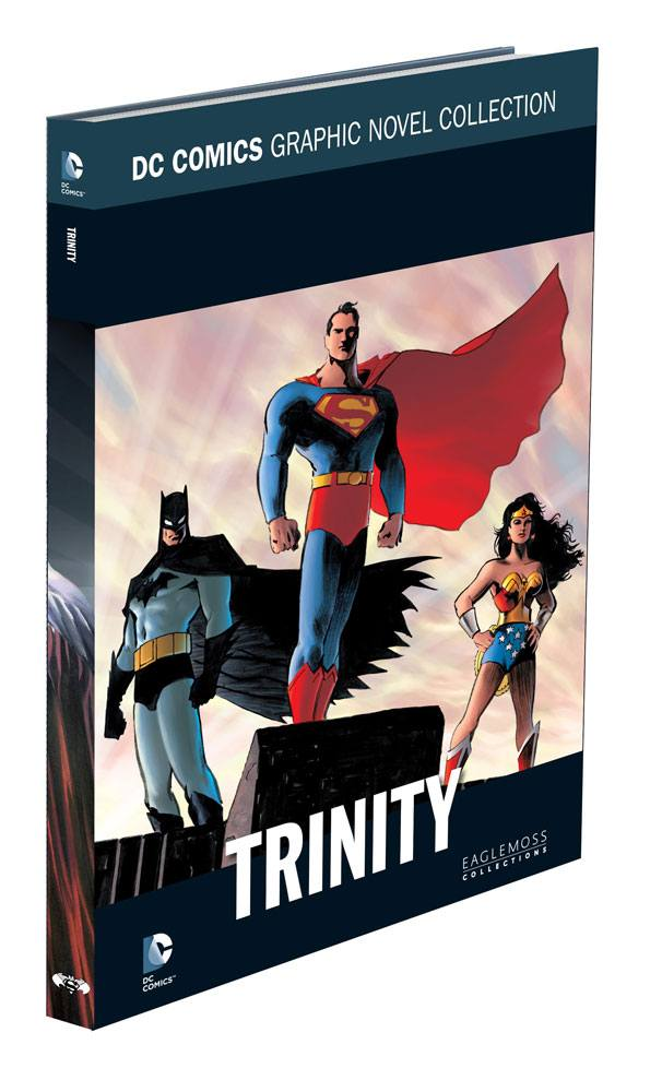 DC Comics Graphic Novel Collection #24 Trinity Case (12) *German Version*