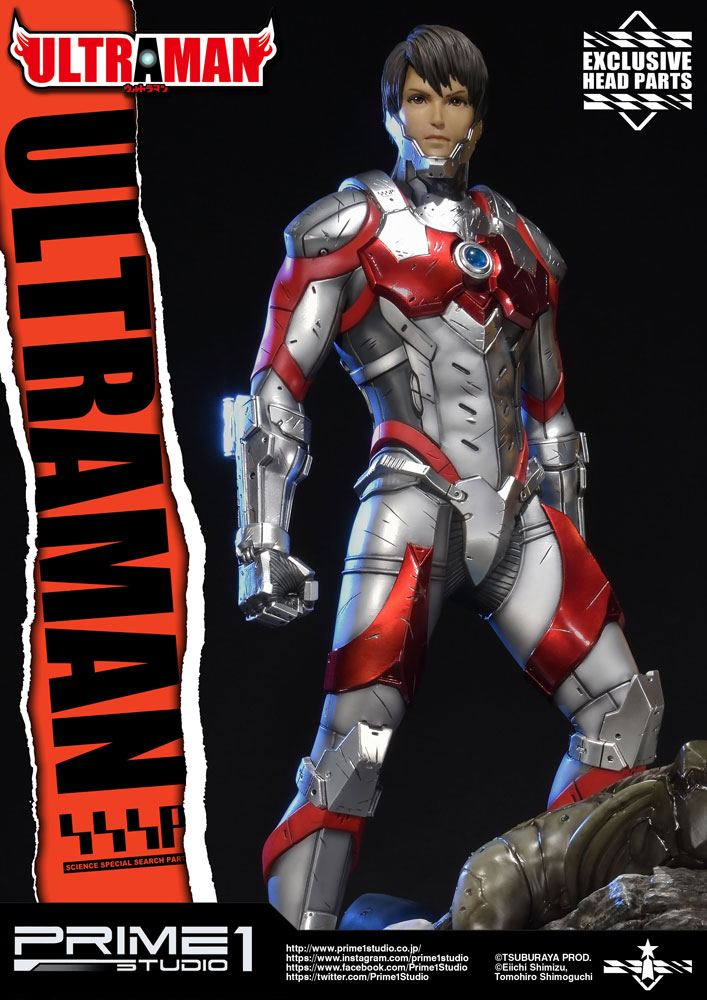 Ultraman Statues Ultraman & Ultraman Exclusive 69 cm Assortment (3)