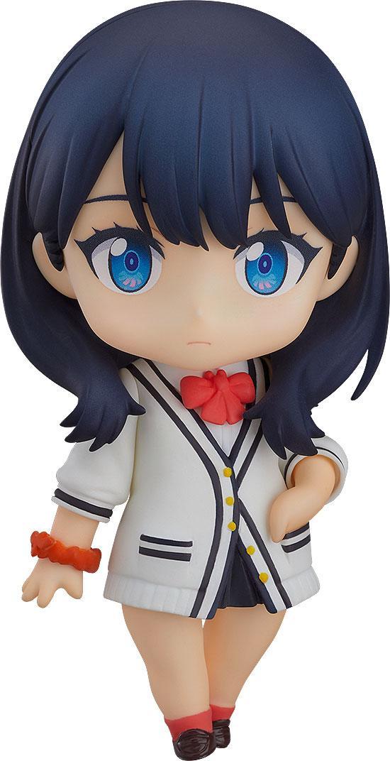 SSSS.Gridman Nendoroid Action Figure Rikka Takarada 10 cm