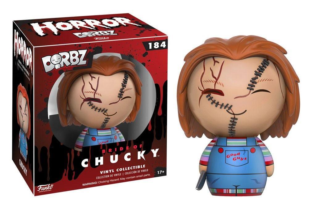 Bride of Chucky Vinyl Sugar Dorbz Vinyl Figure Chucky 8 cm