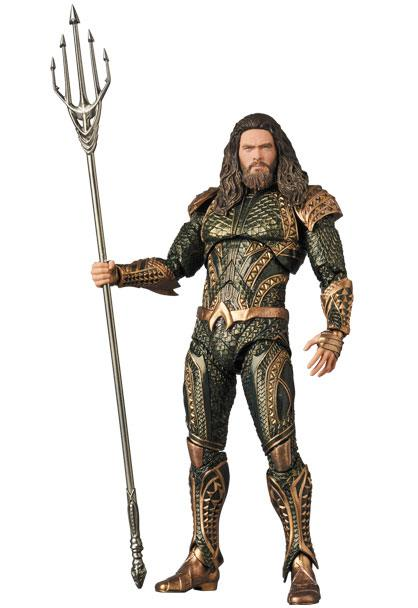 Justice League Movie MAF EX Action Figure Aquaman 16 cm