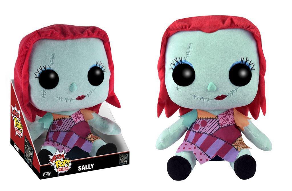 Nightmare Before Christmas Mega Pop! Plush Figure Sally 40 cm