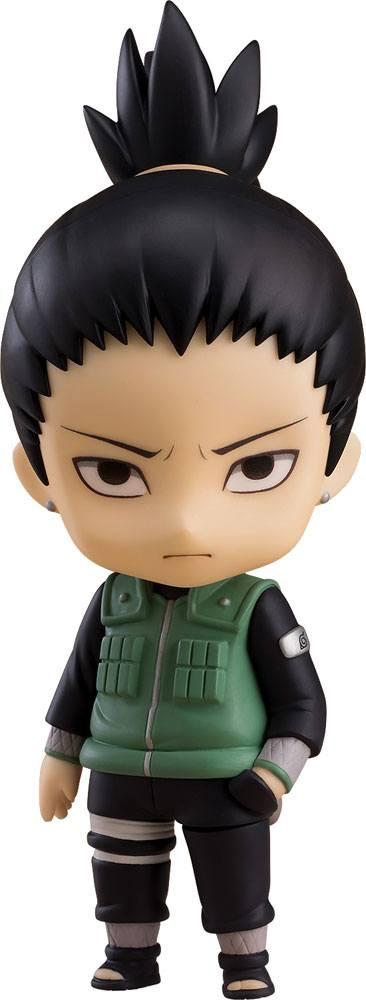 Naruto Shippuden Nendoroid PVC Action Figure Shikamaru Nara 10 cm