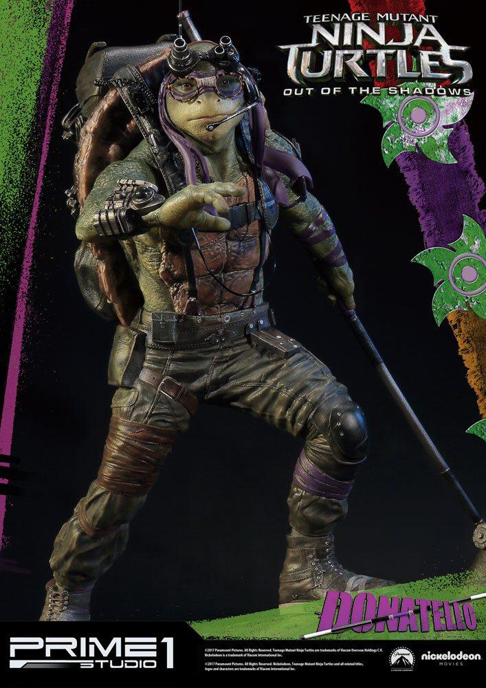 Teenage Mutant Ninja Turtles Out of the Shadows 1/4 Statue Donatello 56 cm
