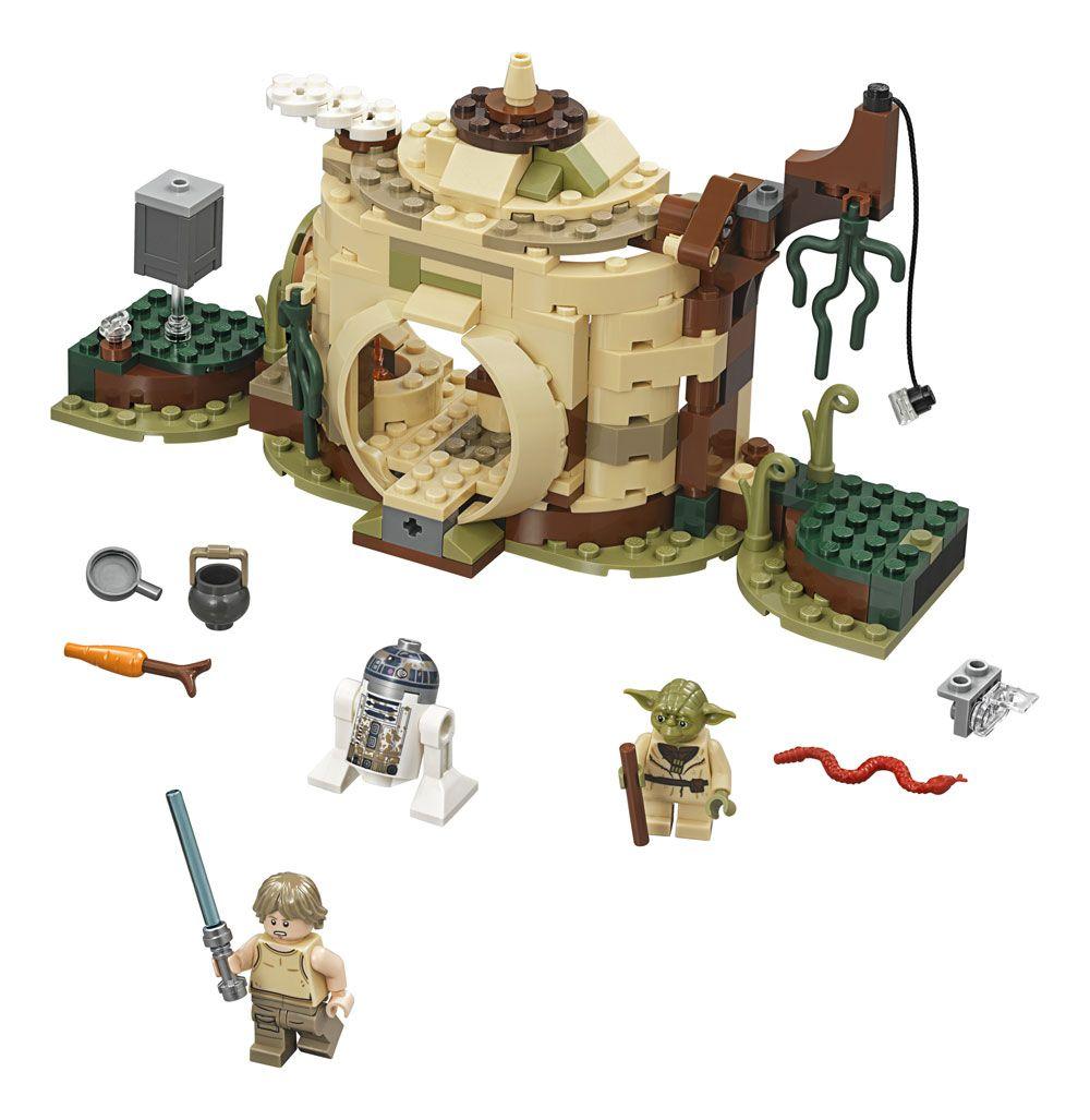 LEGO® Star Wars™ Episode V - Yoda's Hut