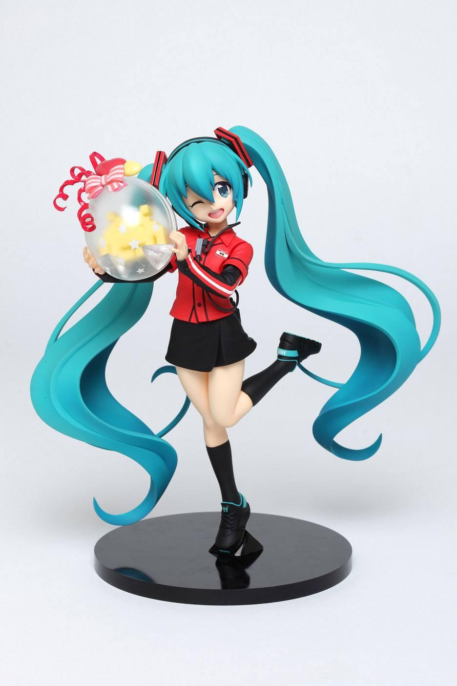 Vocaloid PVC Statue Hatsune Miku Uniform Ver. 16 cm