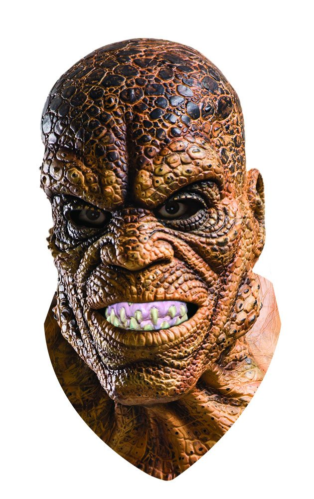 Suicide Squad Deluxe Latex Mask Killer Croc