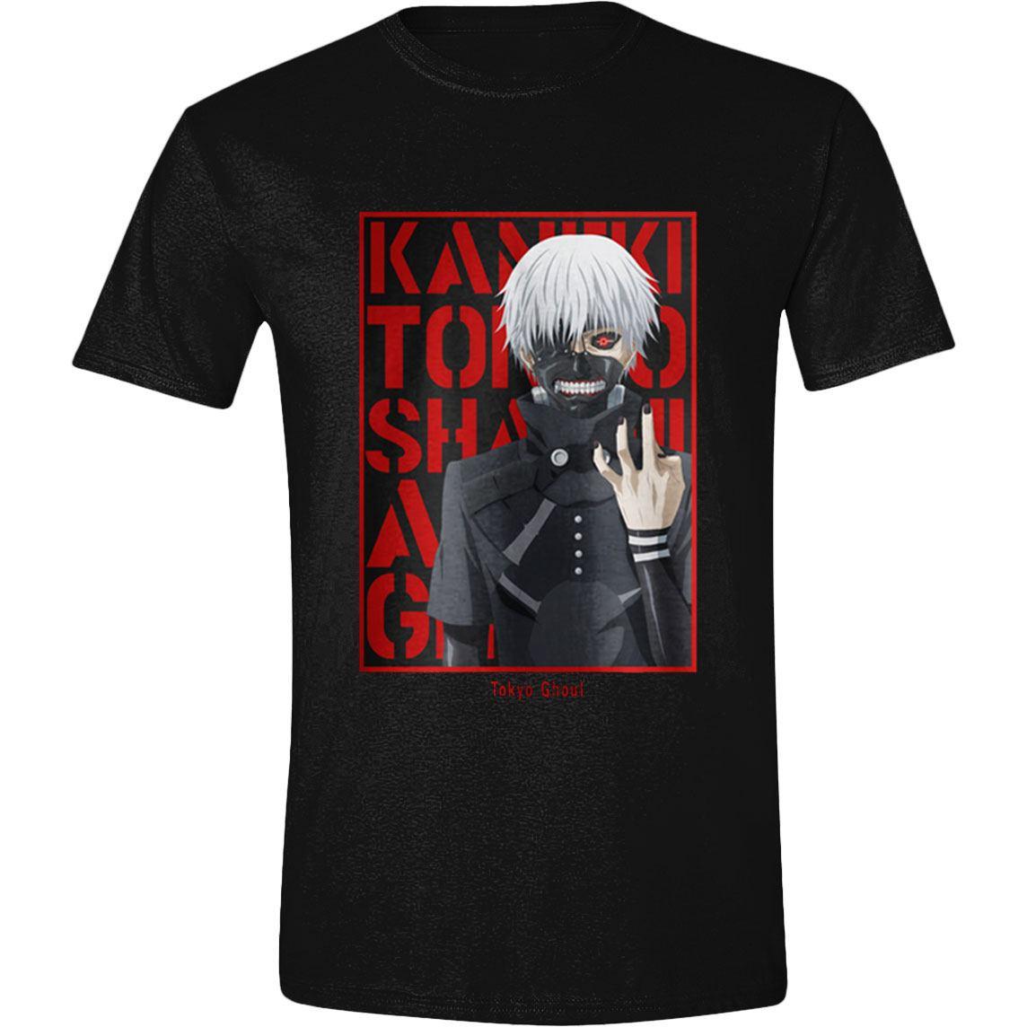 Tokyo Ghoul T-Shirt Kaneki Size L