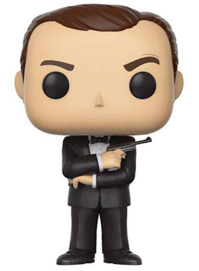 James Bond POP! Movies Vinyl Figure James Bond Dr. No (Sean Connery) 9 cm