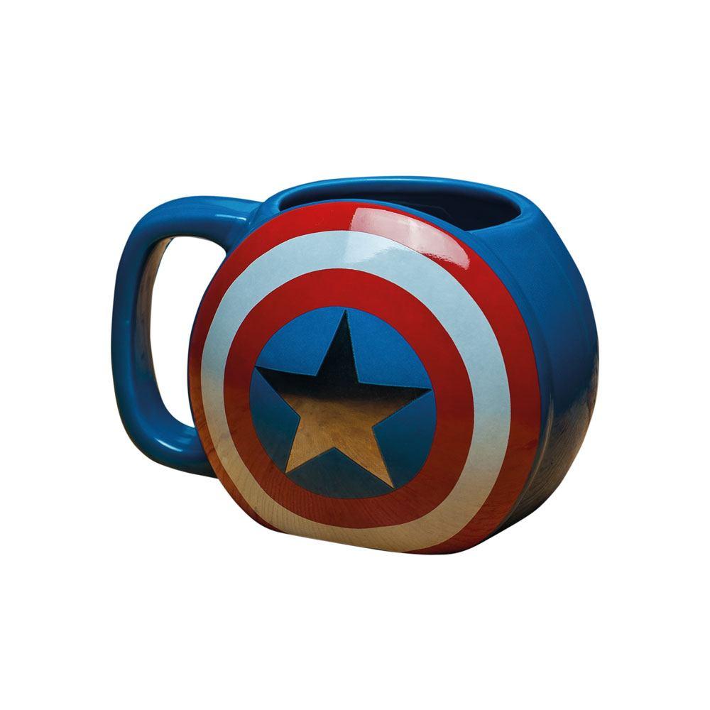 Marvel Mug Captain America Shield