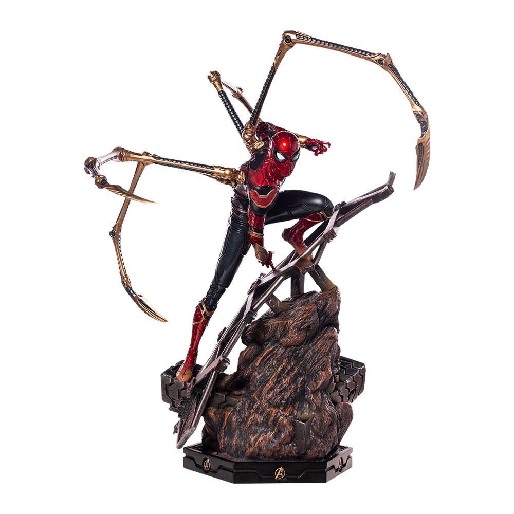 Avengers Infinity War Legacy Replica Statue 1/4 Iron Spider-Man 64 cm