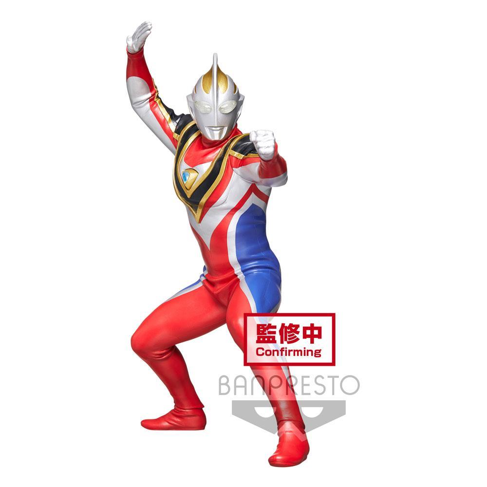 Ultraman Gaia Hero's Brave PVC Statue Ultraman Gaia Supreme Version 15 cm