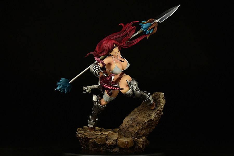 Fairy Tail Statue 1/6 Erza Scarlet the Knight Ver. Refine 2022 31 cm